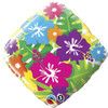 "18"" Tropical Accent Mylar Foil Balloon"