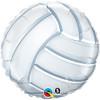 "18"" Volleyball Mylar Foil Balloon"