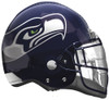 "21"" Seattle Seahawks Helmet Shape Mylar Foil Balloon"