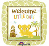 "18"" Lion King Welcome Little One Mylar Foil Balloon"