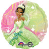 "17"" Tiana Princess Mylar Foil Balloon"