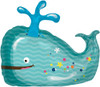 "14"" Whale Air-Fill  Mylar Foil Balloon"