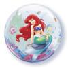 "22"" Bubble Little Mermaid Bubble Balloon"