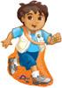 "40"" Diego  Shape Mylar Foil Balloon"