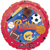 "17"" Little Champs Birthday Foil Balloons"