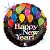 "18"" Party Balloon New Year Foil Balloon"