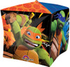 "15"" Cubez Teenage Mutant Ninja Turtles Balloon"
