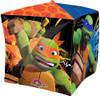 "15"" Cubez Teenage Mutant Ninja Turtles Balloon"