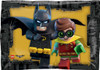 "18"" Lego Batman Junior Shape Balloon"