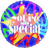 "18"" You're so Special Streamers Mylar Foil Balloon"