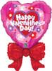 """34"""" Daisies & Bow Mylar Foil Balloons"""