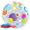 "22"" Polka Dots and Dots Bubble Balloon"