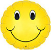 "18"" Smiley Face Mylar Foil Balloon"
