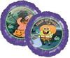 "18"" Spongebob Squarepants Happy Halloween Mylar Foil Balloon"