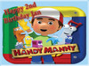 Handy Manny Cake Edible Icing Image #1