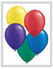 """Round  5"""" Radiant Pearl Assortment Latex Balloons (43554) - 100 Ct"""