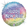 "18"" New Year Ball Mylar Foil Balloon"