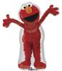 "34"" Elmo Shape Mylar Foil Balloon"