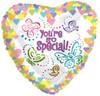 "18"" Youre So Special Butterflies Mylar Foil Balloon"