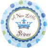 "18"" Baby Little Prince Mylar Foil Balloon"