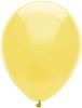 """Round 11"""" Butterscotch BSA Latex Balloons - Bag of 100"""