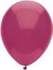 """Round 11"""" Crystal Magic Magenta BSA Balloons - Bag of 100"""