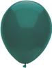 "Round 11"" Crystal Deep Turquoise BSA Latex Balloons - Bag of 100"