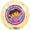 """18"""" Dora the Explorer Mylar Foil Balloon"""