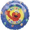 """18"""" Sesame Street Elmo Mylar Foil Balloon"""