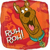 "18"" Scooby Ruh Roh Mylar Foil Balloon"