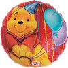 """18"""" Winnie The Pooh Party Mylar Foil Balloon"""