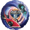 "18""  Hot Wheels  Battle Force 5 Vortex  Mylar Foil Balloon"