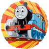 "18""  Thomas The Tank Engine On Track Mylar Foil Balloon"
