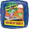 "18"" Handy Mandy We Fix It Right!  Mylar Foil Balloon"