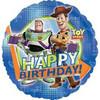 """18"""" Disney Toy Story Happy Birthday Party Mylar Foil Balloon"""
