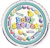 "18"" Baby Shower Bliss Mylar Foil Balloon"