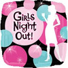 "18"" Girls Night Out Party Mylar Foil Balloon"