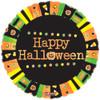 "18"" Halloween Radical Blast Mylar Foil Balloon"