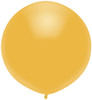 "17"" Radiant Gold Outdoor Latex Balloons"