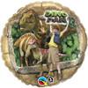 "18"" Dino Dan Dinosaurs   Mylar Foil Balloon"