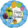 "18"" Birthday Gift   Mylar Foil Balloon"