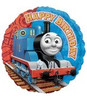 "18"" Thomas the Tank (Train) Engine Happy Birthday Mylar Foil Balloon"