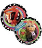 "18"" Muppet Group Mylar Foil Balloon (Kermit, Miss Piggy)"