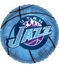 "18"" NBA Utah Jazz Basketball Mylar Foil Balloon"