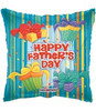 "18"" Happy Father's Day Gifts Mylar Foil Balloon"
