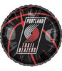 "18"" NBA Portland Trailblazers Basketball Mylar Foil Balloon."