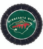"18"" NHL Minnesota Wild Hockey Mylar Foil Balloon"