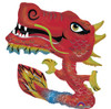 "31"" Chinese Dragon Shape Mylar Foil Balloon"