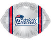 "18"" New England Patriots   Mylar Foil Balloon"