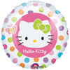 "18"" Hello Kitty Mylar Foil Balloon"
